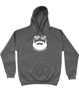 The Boot Camper Unisex College Hoodie (Front & Back Logo)