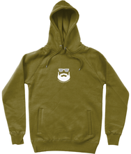 Load image into Gallery viewer, The Boot Camper Unisex Hoodie (Front & Back Logo)
