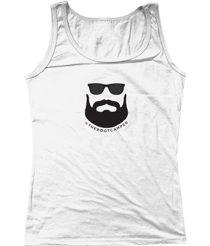 The Boot Camper Womens SoftStyle Tank Top Vest