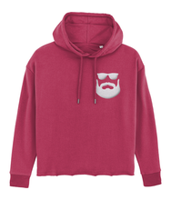 Load image into Gallery viewer, The Boot Camper Embroidered Hoodie (Front Logo)