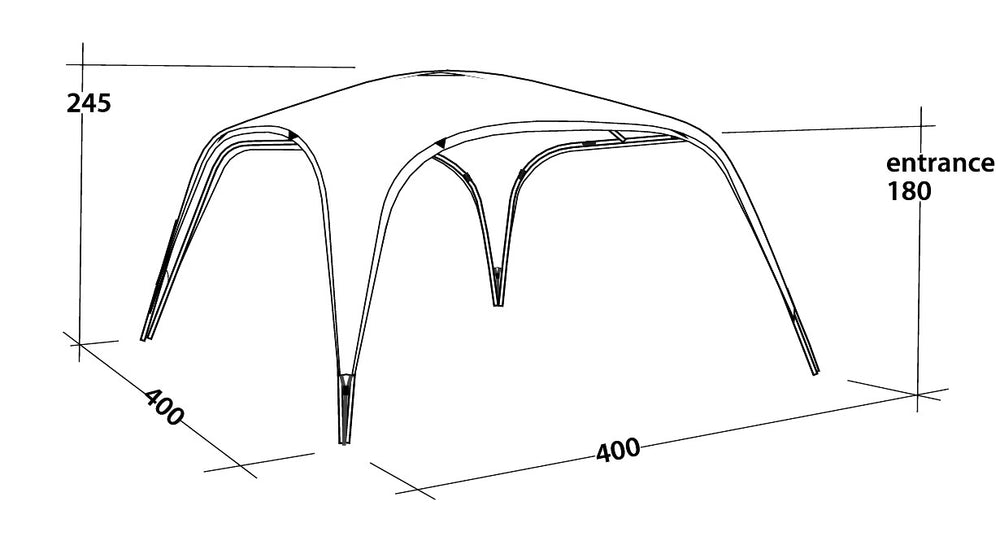 Outwell Event Lounge XL Shelter 2020