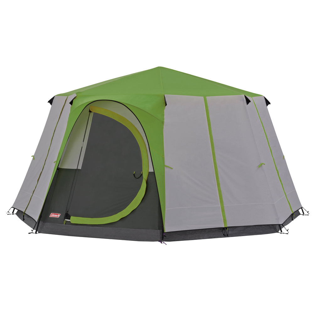 Coleman Octagon 8 Shelter Green 2021