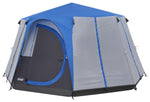 Coleman Octagon 8 Shelter Blue 2021