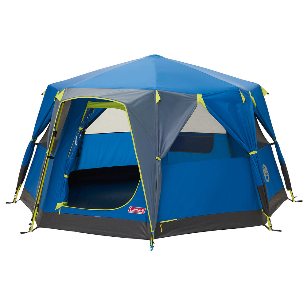 Coleman OctaGo/Octagon Small Shelter Blue/Lime