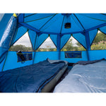 Coleman OctaGo/Octagon Small Shelter Blue/Lime 2020