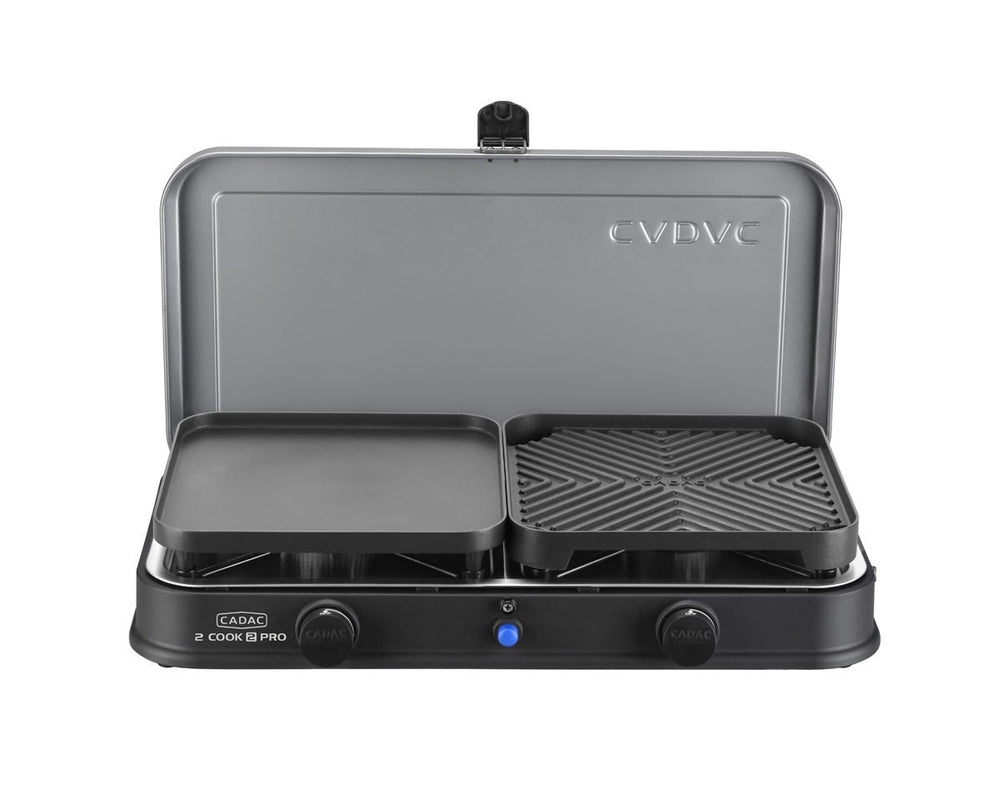 2 Cook 2 Pro Deluxe Stove