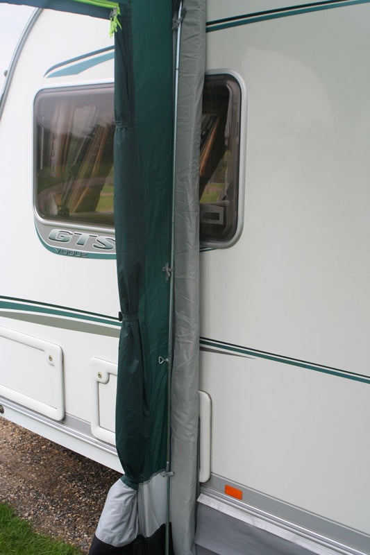 Kampa Awning Rear Upright Pole Set