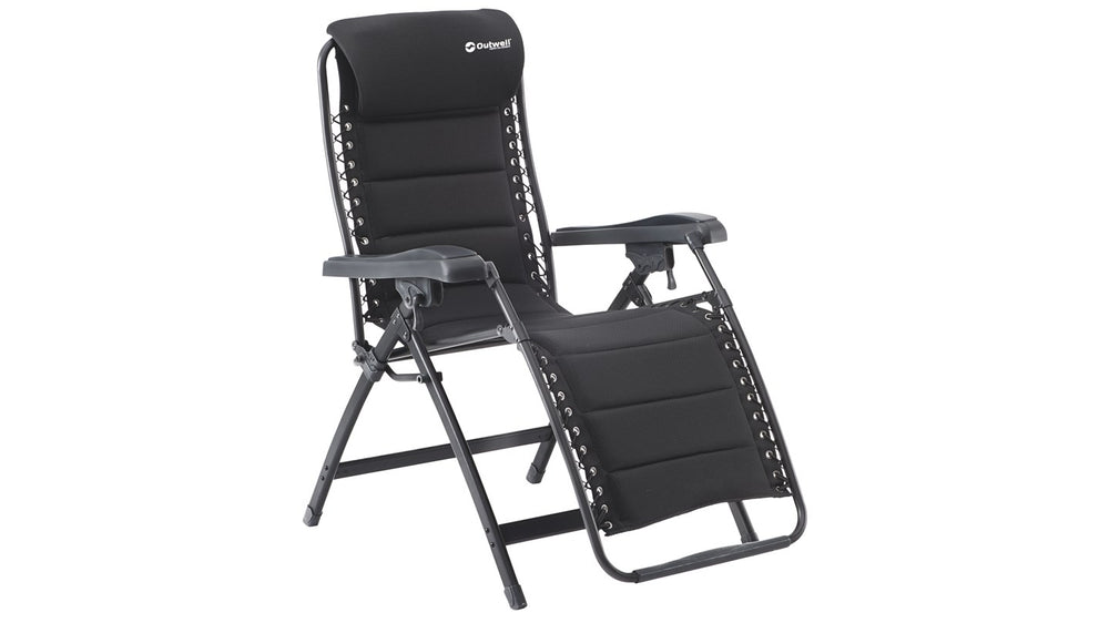 Outwell Acadia Textiline Chair Black