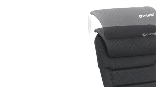 Adjustable and Removable Headrest