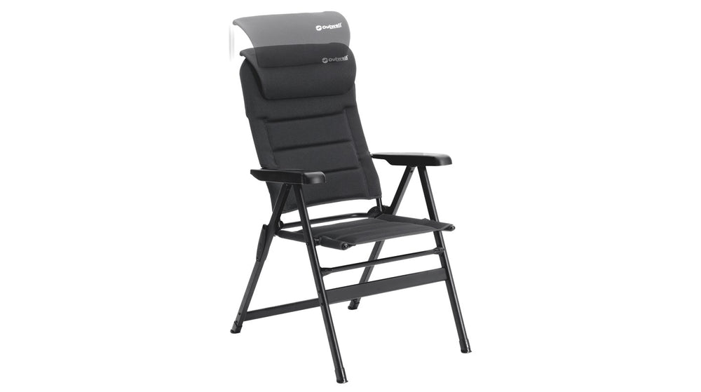 Outwell Teton Textiline Chair Black