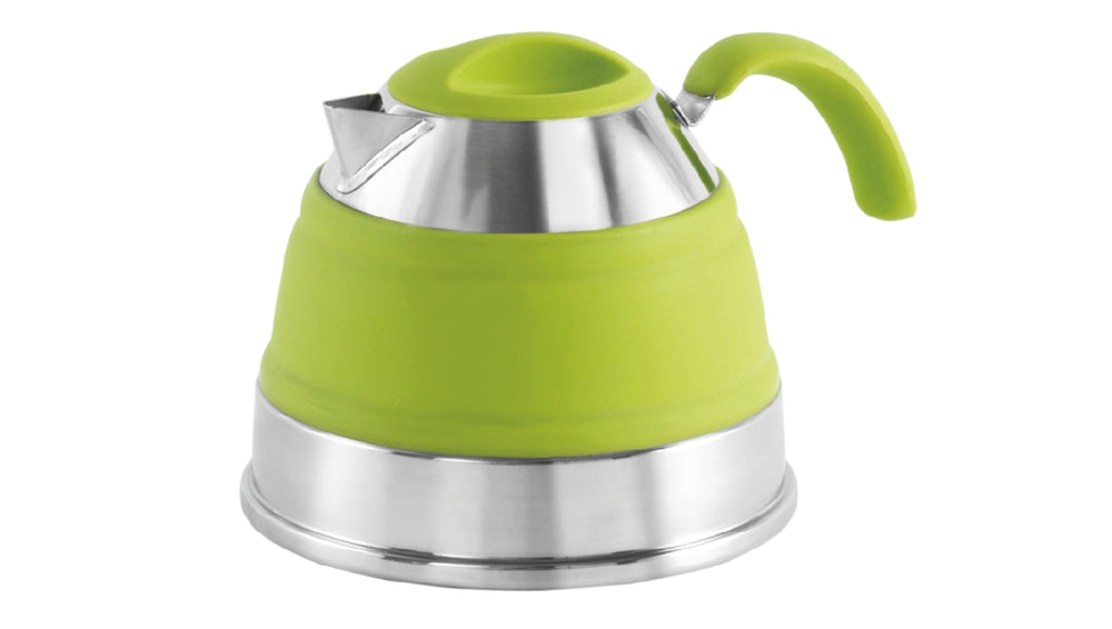 Outwell Collaps Kettle 1.5L Green