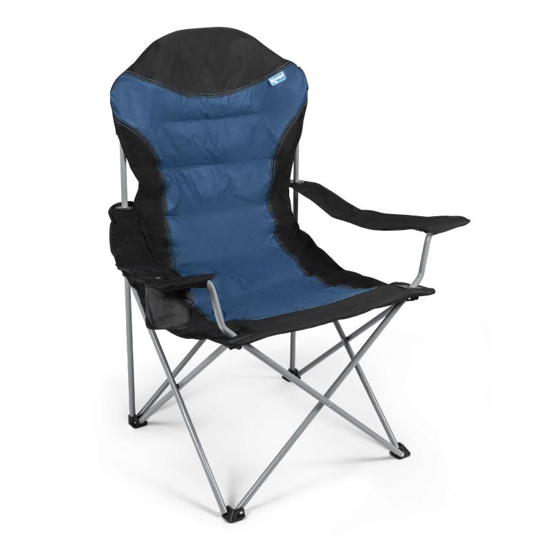 Kampa XL High Back Chair Midnight Blue