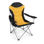 Kampa XL High Back Chair Sunset Yellow