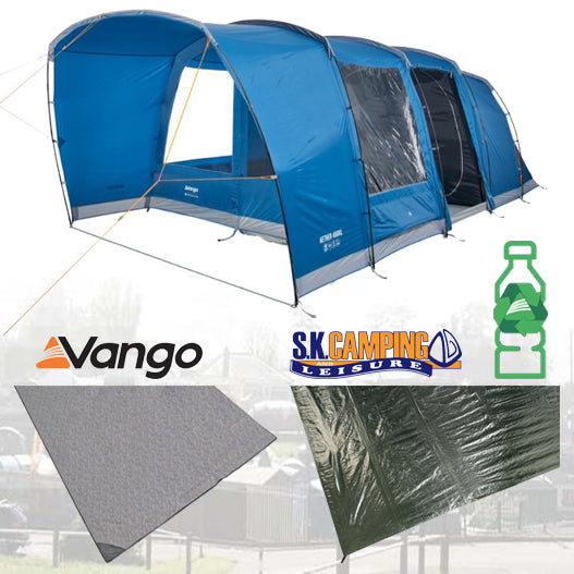Vango Aether 450XL Earth Package Deal 2021 - Pre-Order