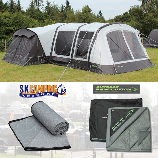Outdoor Revolution Airdale 6.0SE Air Package Deal 2021 - Pre-Order