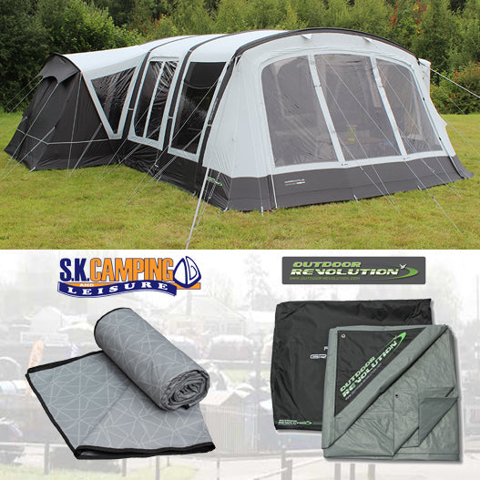 Outdoor Revolution Airdale 9.0SE Air Package Deal 2021 - Pre-Order