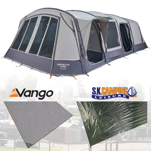 Vango Anantara TC 650XL Air Polycotton Package Deal 2021 - Pre-Order