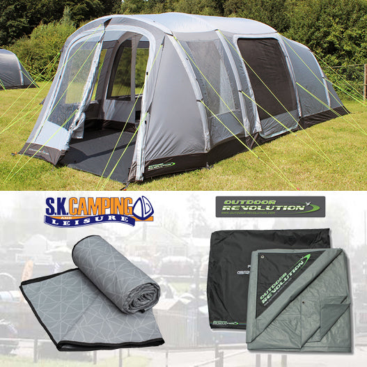 Outdoor Revolution Camp Star 500XL Air Package Deal 2021 - Pre-Order