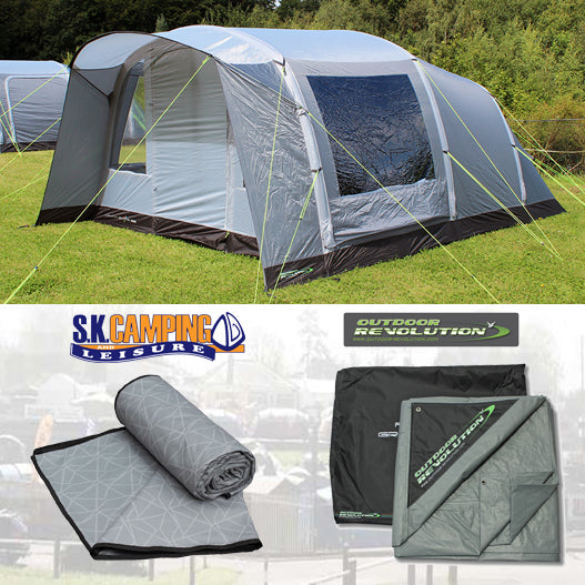 Outdoor Revolution Camp Star 500 Air Package Deal 2021 - Pre-Order