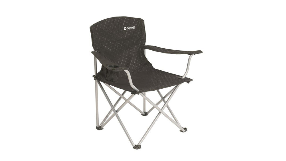Outwell Catamarca Arm Chair Black