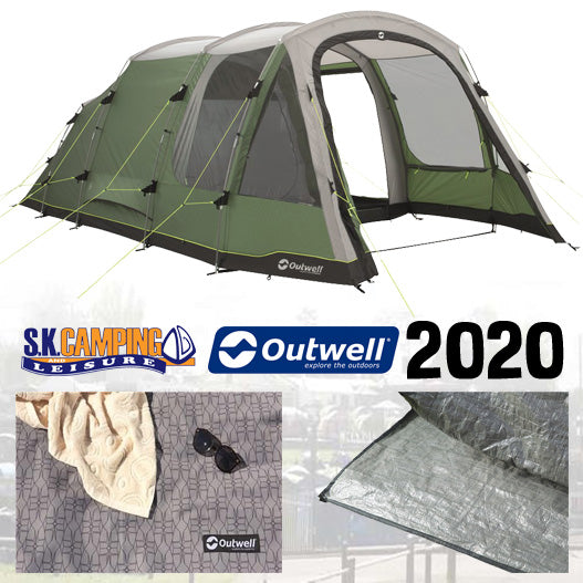 Outwell Collingwood 5 Tent Package Deal 2020