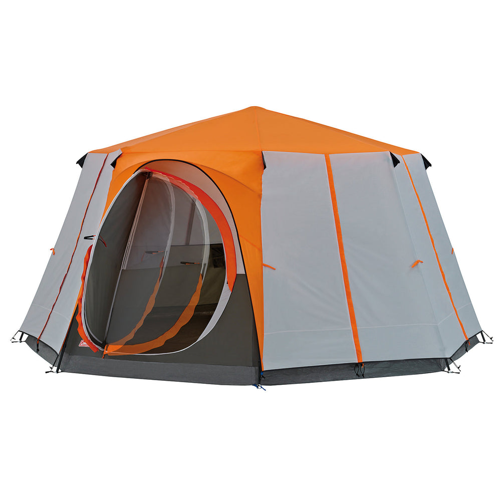Coleman Octagon 8 Shelter Orange 2021