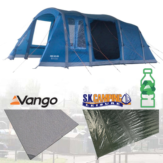 Vango Joro 450 Earth Air Package Deal 2021 - Pre-Order