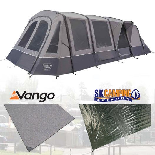 Vango Kapalua TC 550XL Air Polycotton Package Deal 2021 - Pre-Order