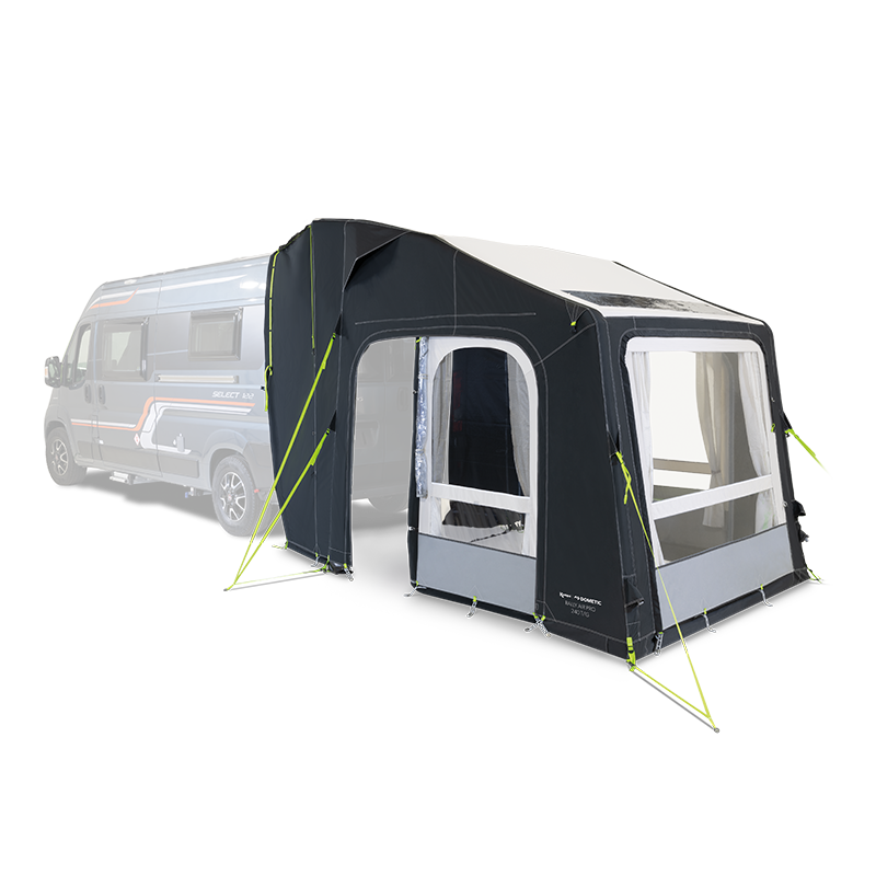 Kampa Dometic Rally Air 240 Tailgater Awning 2020 - Pre-Order
