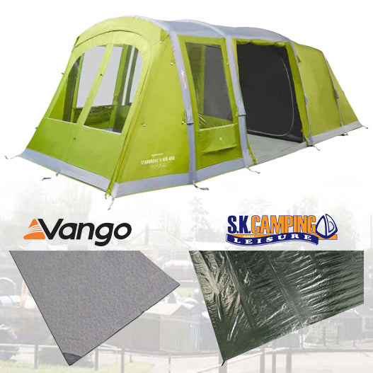 Vango Stargrove 450 II Air Package Deal 2021 - Pre-Order
