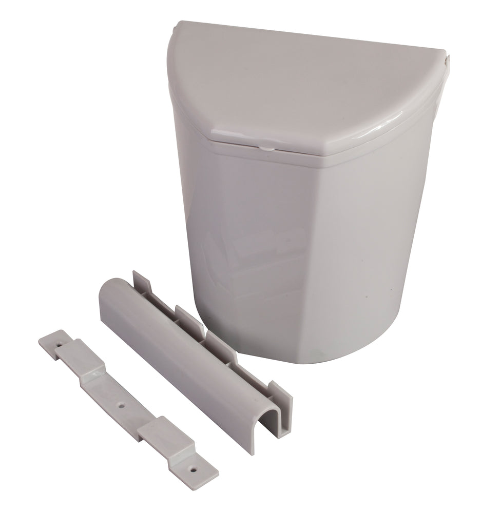 Kampa Dustie Bin with Brackets