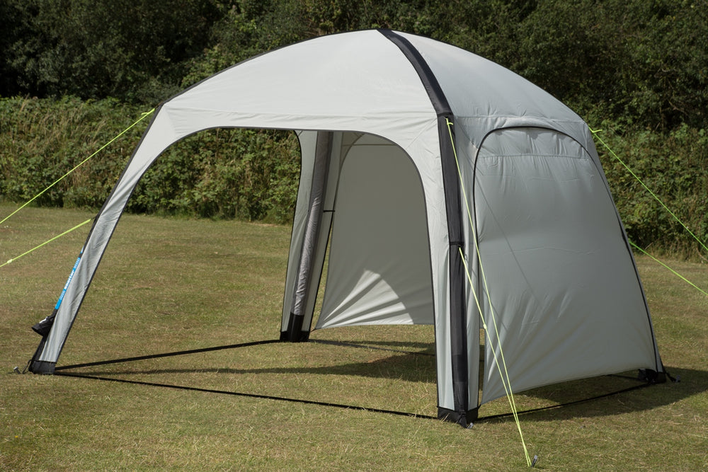 Kampa Air Shelter 300 with Panels Attached