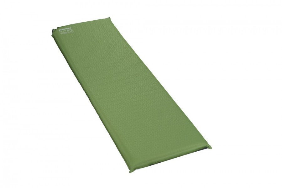 Vango Comfort Mat Single 7.5cm Herbal Green