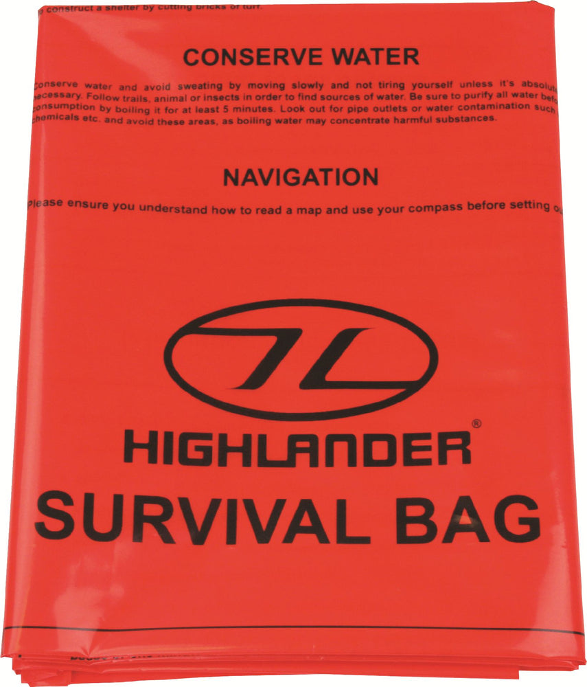 Highlander Double Survival Bag