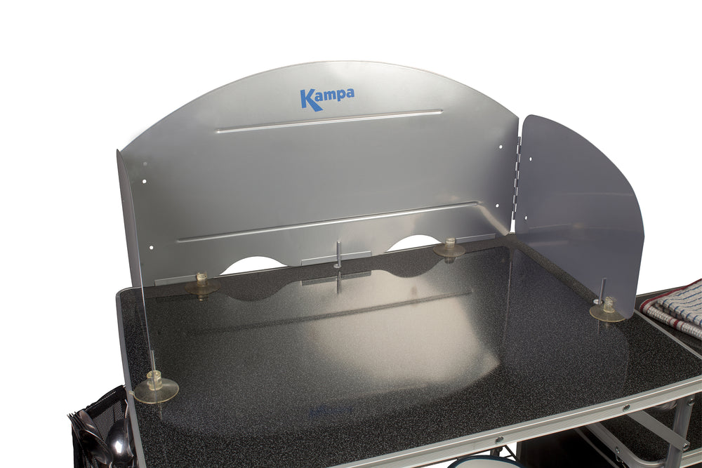 Kampa Windshield for kitchen stands
