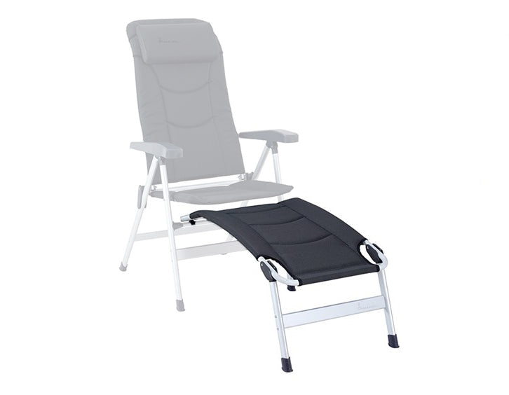 Isabella Footrest for Chair Dark Grey