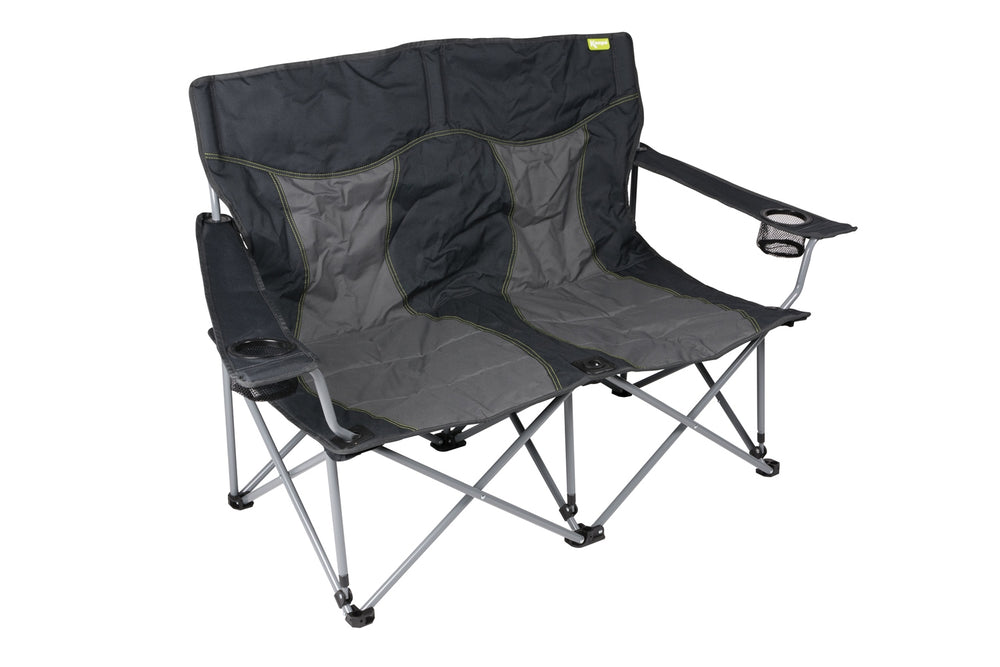 Kampa Lofa Double Chair Fog