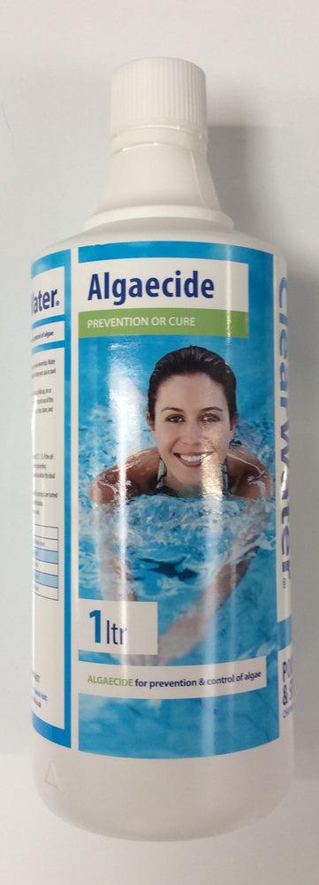 Clearwater algaecide 1lt