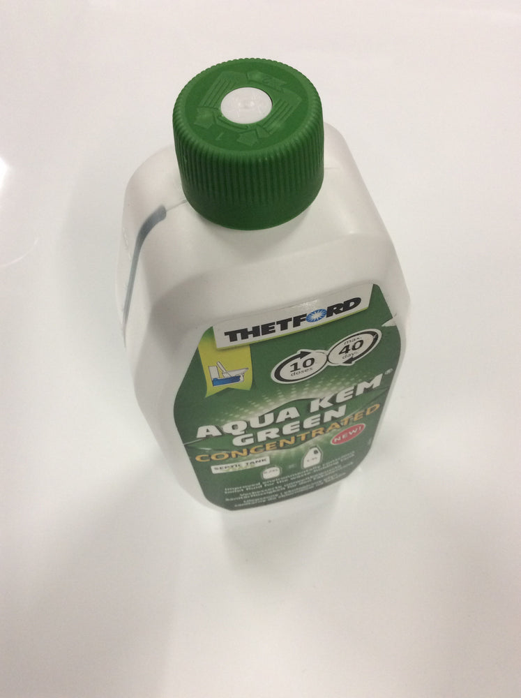Thetford aqua kem green concentrated 750ml