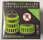 Travel mosquito killer