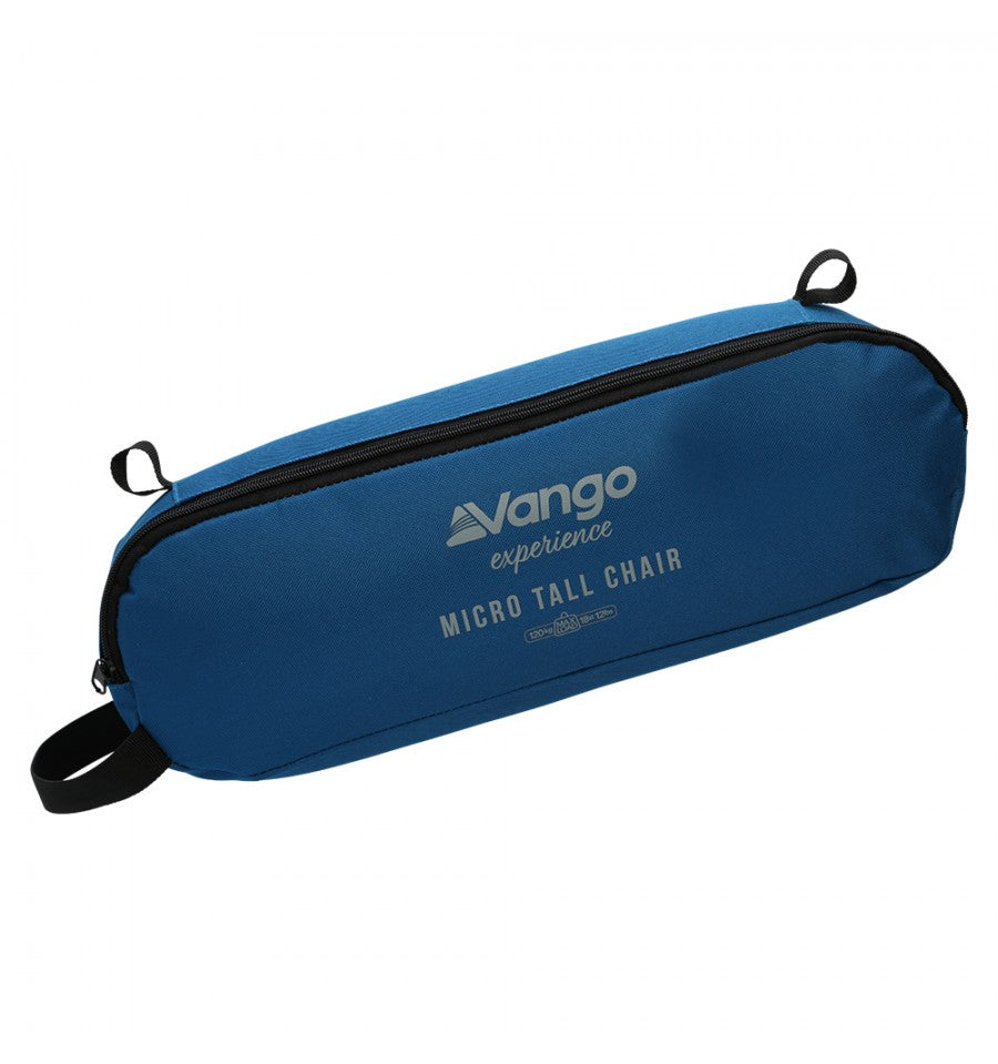 Vango Micro Steel Tall Chair Mykonos
