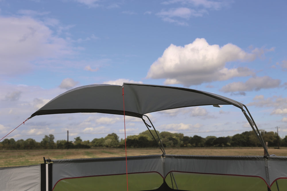 Quest Performance Windshield Pro Weather Canopy 2018