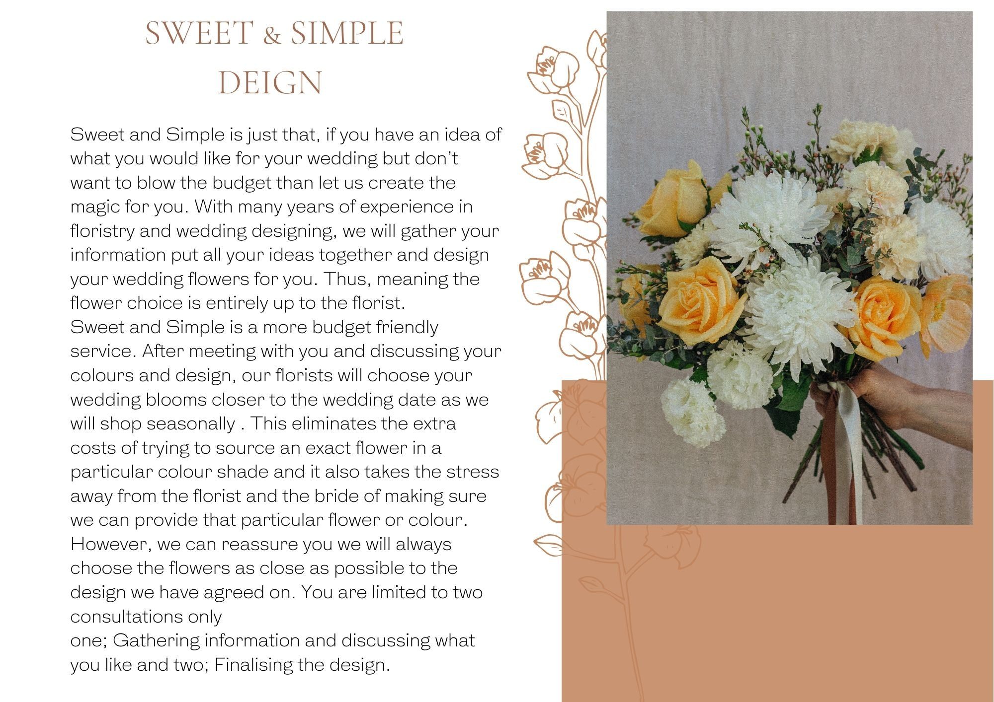 Buds on Buderim wedding florist, sunshine coast wedding florist, budget weddings, cheap wedding florist, bridal bouquet, dried wedding flowers, maroochydore wedding florist