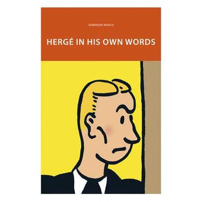 Herge' in his own words