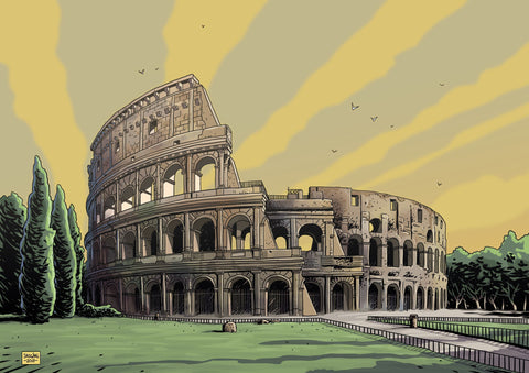 Colosseum - Yellow