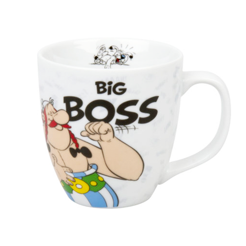 "Asterix Mugg - Obelix ""Big Boss"""