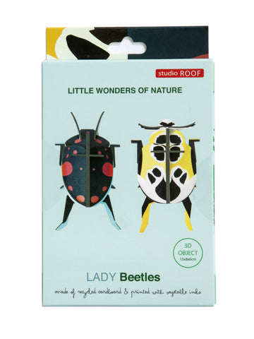 Wall Decoration - Lady Beetles