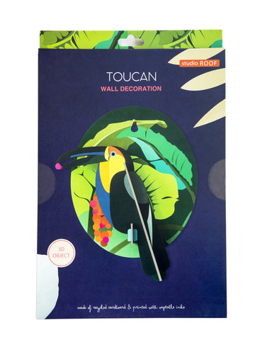 Wall Decoration - Toucan