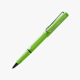 Lamy Safari Rollerball – Shiny green