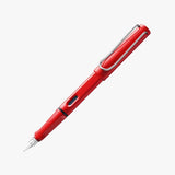 Lamy Safari Reservoarpenna – Shiny red